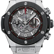 Hublot Titanium 45mm Automatic 411.nm.1170.nm new United States of America, New York, Airmont