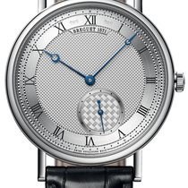 Breguet Classique White gold 40mm Silver United States of America, New York, Airmont