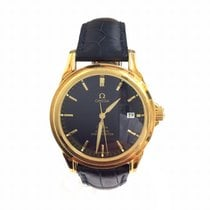 Omega 4631.80.33 Deville Co-Axial Chronometer in Yellow Gold -...