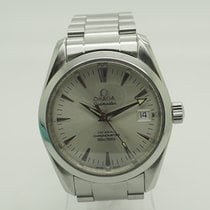 Omega 2500 Seamaster Chronometer Aqua Terra 36mm Mens Watch