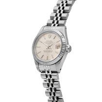 Rolex Lady Datejust, Steel, 26 mm, Ref# 69174, w/ 12 m Warranty