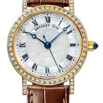 Breguet 30mm Automatic 2019 new Classique Mother of pearl