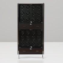 WOLF 1834 Baron 24 Piece Cabinet Watch Winder