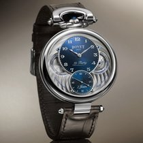 Bovet Fleurier 19 Thirty 42mm Skeleton Power Reserve 7 days