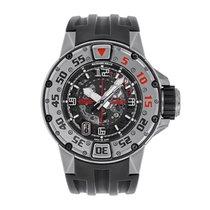 Richard Mille RM 028 Automatic  Titanium  Diver's Watch