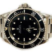 Rolex Submariner (No Date) usado 40mm Aço