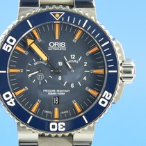 Oris Tubbataha Limited Edition 01 749 7663 7185-Set RS 2013 gebraucht