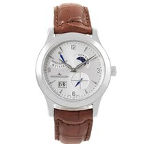 Jaeger-LeCoultre Master Eight Days pre-owned 40mm Steel