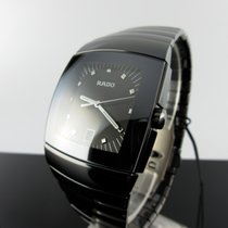 Rado new Quartz Central seconds Luminous hands Quick Set Only Original Parts 44mm Ceramic Sapphire crystal