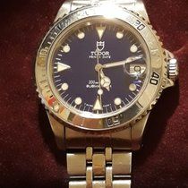 Tudor 75190 Staal Submariner 36mm tweedehands