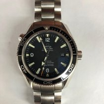 Omega 2201.50 Steel Seamaster Planet Ocean 42mm pre-owned United States of America, New York, NY