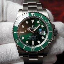 Rolex Hulk Submariner Ceramic Date 116610 LV [Green Dial]