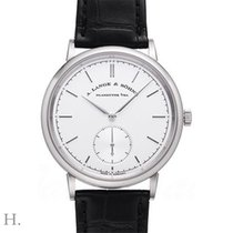 A. Lange & Söhne White gold 38.5mm Automatic 380.027 new