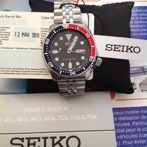 Seiko SKX009K2 Acero Prospex (Submodel) 42mm