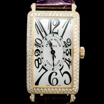 Franck Muller Or rose 26mm Remontage automatique 957 SC AT FO D occasion