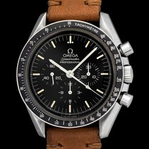 Omega Speedmaster pre-owned 41mm Chronograph Leather