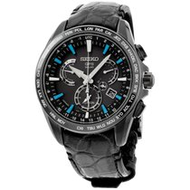 Seiko Astron GPS Solar Chronograph new 2018 Watch with original box and original papers SSE067