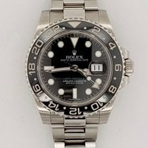 Rolex 116710LN Steel 2018 GMT-Master II 40mm pre-owned United States of America, New York, New York