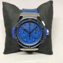 Hublot Big Bang Tutti Frutti Stahl 41mm Blau