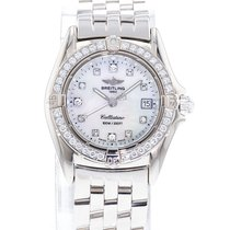 Breitling Callistino White gold 28mm Mother of pearl United States of America, Georgia, Atlanta