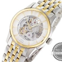 Oris Artelier Skeleton Steel 40mm Silver No numerals United States of America, Pennsylvania, Willow Grove