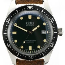 Oris pre-owned Automatic 42mm Green Sapphire Glass 10 ATM