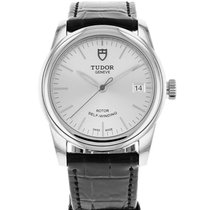 Tudor Glamour Date Steel 36mm