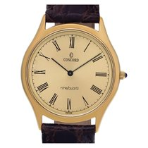 Concord Yellow gold 34mm Quartz 2081215 pre-owned United States of America, Florida, Surfside