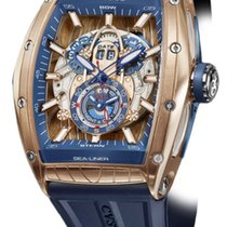 Cvstos Red gold Automatic new Challenge