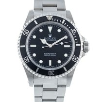 Rolex 14060 Steel Submariner (No Date) 40mm pre-owned