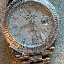 Rolex Day-Date 40 White gold 40mm