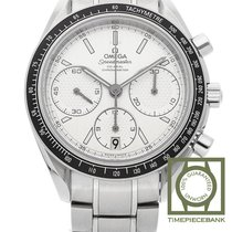 Omega Speedmaster Racing Acero 40mm Plata