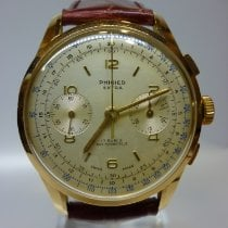 A. Lange & Söhne Rose gold Manual winding phigied extra pre-owned
