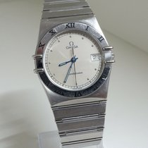 Omega Constellation Otel 33mm Argint