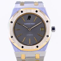 Audemars Piguet Royal Oak Jumbo 5402SA/344 Very good Gold/Steel 39mm Automatic