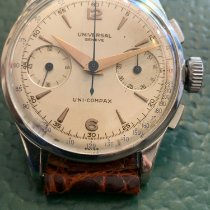 Universal Genève Compax 1950 pre-owned
