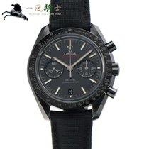 Omega Speedmaster Professional Moonwatch rabljen Crn Umjetni materijal