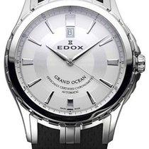 Edox Grand Ocean Steel 45mm White
