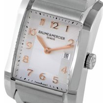 Baume & Mercier Steel Quartz M0A10020 new United States of America, New York, New York