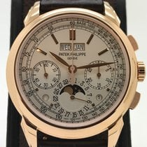 Patek Philippe Perpetual Calendar Chronograph 5270R-001 New Rose gold Manual winding