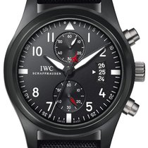 IWC Pilot Chronograph Top Gun Ceramic Black United States of America, New York, Brooklyn