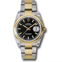 Rolex Datejust 116203 BKSO new
