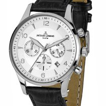 Jacques Lemans 1-1654B London  Chronograph Herren 40mm 10ATM