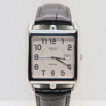 Hermès 29mm Automatic 2010 pre-owned Cape Cod Silver