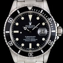 Rolex Transitional Submariner Date Steel 16800