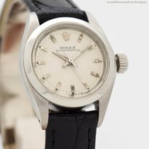 Rolex Oyster Perpetual 26 Steel 25mm Silver No numerals United States of America, California, Beverly Hills