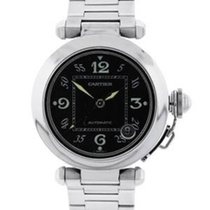 Cartier Pasha C pre-owned 35mm