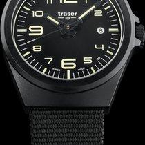 Traser P59 Essential M Black, Natoband