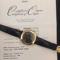 Patek Philippe Chronograph Gelbgold