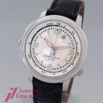 Jaermann & Stübi Steel 39,0mm QG.12.024 pre-owned